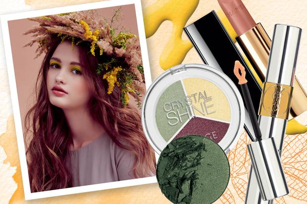 Фото №4 - 4 варианта осеннего макияжа