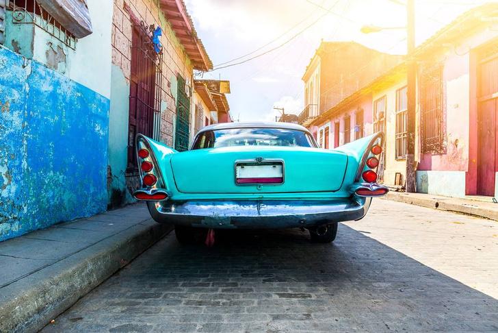 Фото №1 - Один кадр: Куба