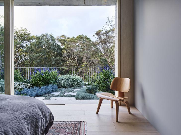 Фото №12 - Светлый дом с панорамными окнами на побережье Австралии