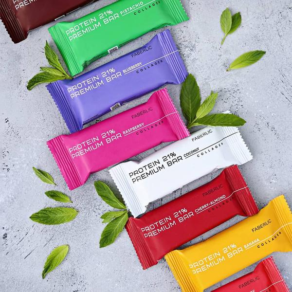 Фото №12 - Faberlic представляет новинки в линии здорового питания WELLNESS