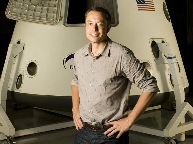 Фото №1 - 7 удивительных изобретений Илона Маска, изменивших мир