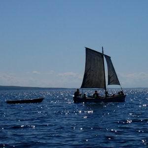 Фото №1 - Вода законсервировала лодки на 2 тыс. лет