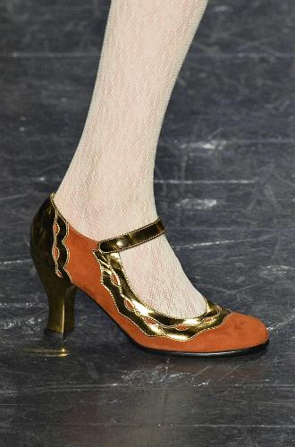 Фото №60 - Самая модная обувь сезона осень-зима 16/17, часть 1