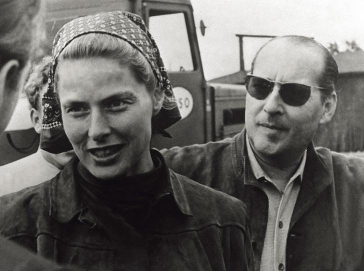 Фото №16 - Итальянские страсти: «аморальный» роман Ингрид Бергман и Роберто Росселлини