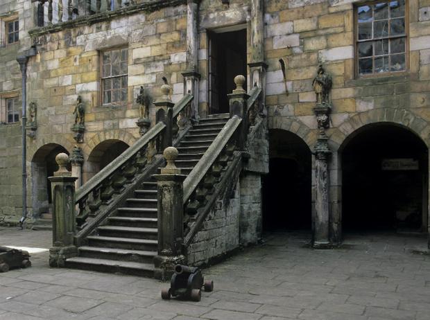 Фото №11 - Дом с привидениями: 6 самых мистических замков Великобритании
