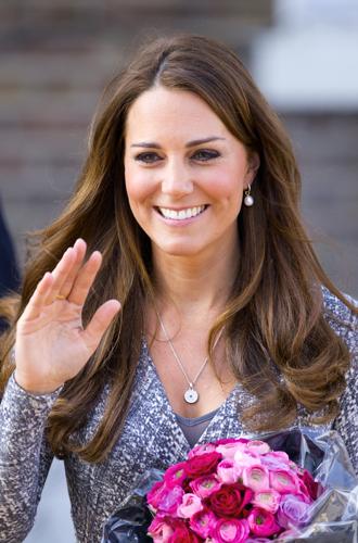 Фото №25 - Драгоценности герцогини: любимые ювелирные бренды Кейт Миддлтон