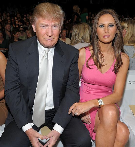Фото №2 - Пиковая дама: какой предстает Мелания Трамп в скандальных мемуарах, которые уже наделали шума в Белом доме