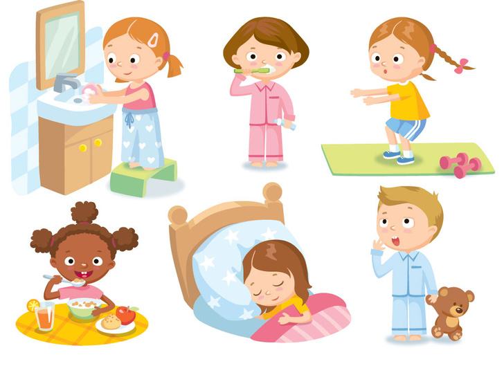 Фото №1 - Психологи рассказали, почему детям нужен строгий режим дня