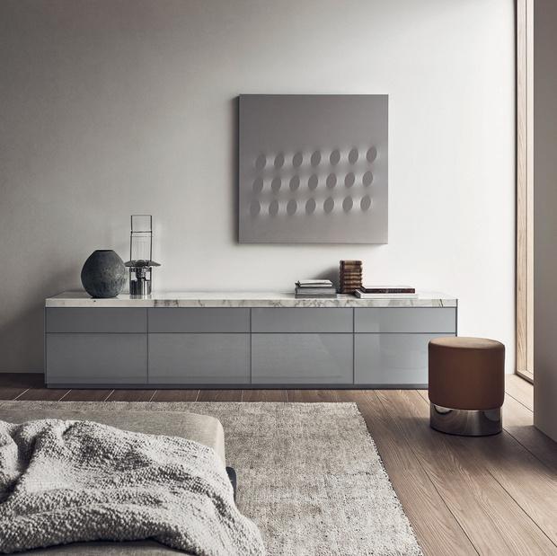 Фото №4 - Новинки Rimadesio 2020: двери, перегородки, мебель