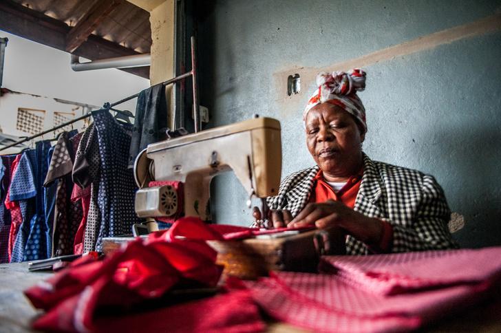 Фото №6 - Свазиленд-Эсватини: старое королевство с новым именем
