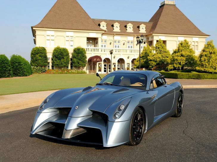 Фото №1 - 14 по-настоящему уродливых автомобилей