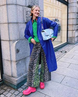 Фото №18 - Королевы хюгге: 10 скандинавских модниц, за которыми следит весь мир