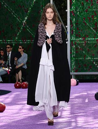 Фото №46 - Неделя Высокой моды в Париже: Dior Couture AW2015/16