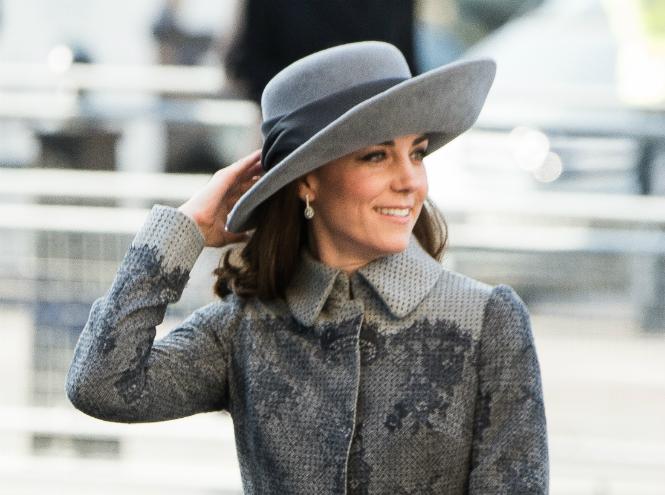 Фото №1 - Герцогиня Кембриджская получила от англичан обидное прозвище