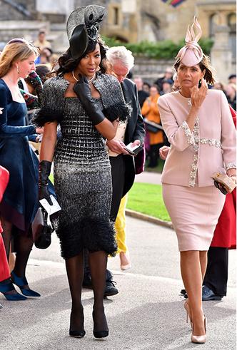 Фото №18 - Новые правила: как изменился стиль гостей на королевских свадьбах за последние 10 лет