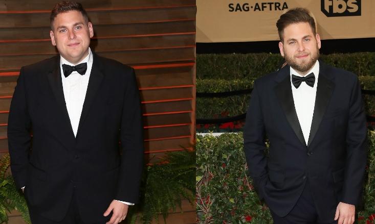 Звезды мужчины, которые похудели фото