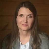 Екатерина Жорняк