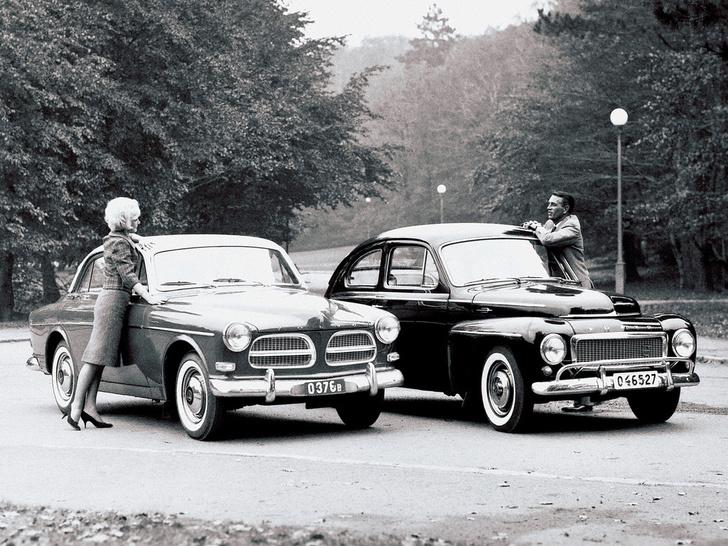 Фото №3 - Философия безопасности: история автомобилей Volvo