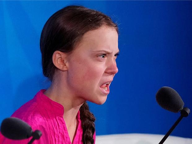 Фото №1 - Грету Тунберг позвали выступить в Госдуме РФ, Валуев—против