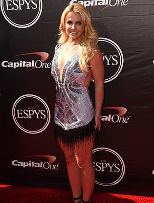 Фото №2 - Звезды на церемонии ESPY Awards 2015