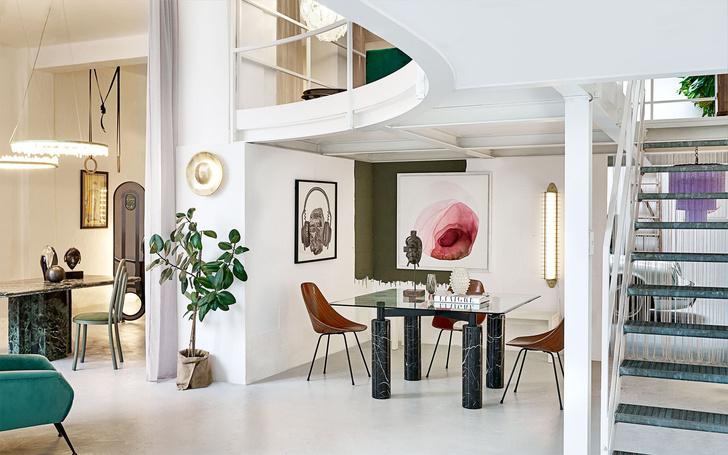 Фото №1 - Миланская студия дизайнера Томмазо Спинци