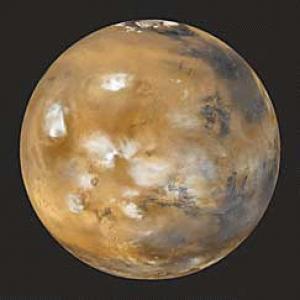 Фото №1 - Марс холоднее, чем считалось