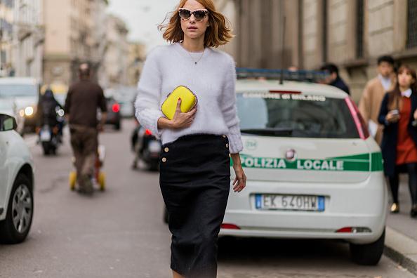 Фото №2 - 7 вещей, которые есть в гардеробе жительницы Милана