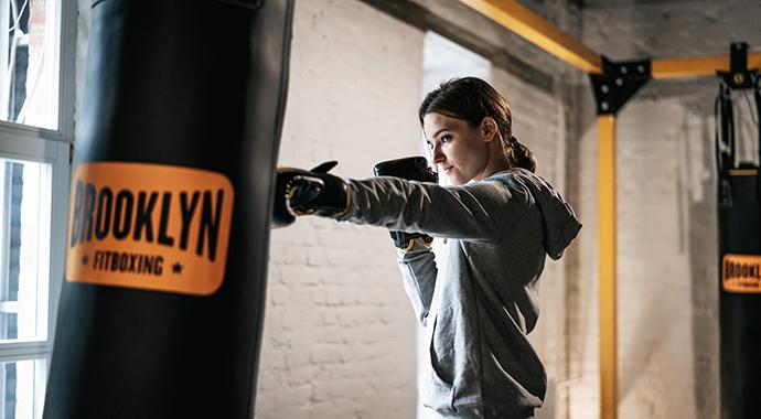 Brooklyn Fitboxing меняет мир за одну тренировку