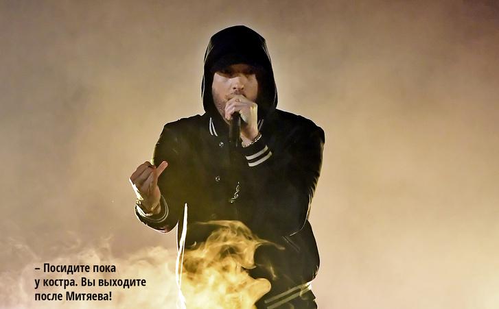 Фото №1 - Эминем с альбомом Music to Be Murdered By и другая главная музыка месяца