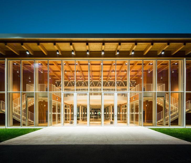 Фото №1 - Новая штаб-квартира Zambon по проекту Микеле де Лукки