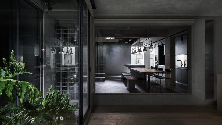 Фото №1 - Квартира на цокольном этаже в Тайбэе