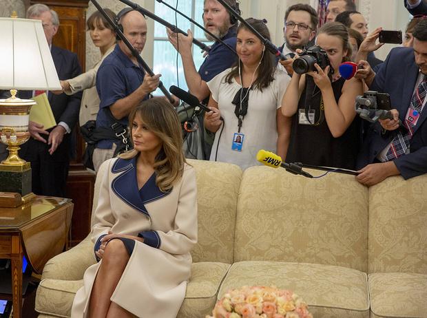 Фото №3 - Быть Меланией: самое откровенное интервью Первой леди США (полная версия)