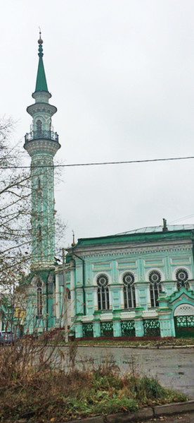 Старая Казань утраченные мечети фото