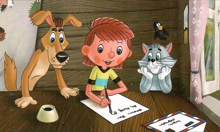 Фото №9 - 10 лучших советских мультфильмов про кошек и собак