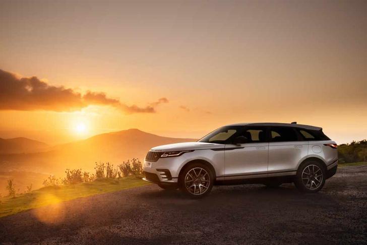 Фото №2 - Range Rover Velar — скрытая угроза