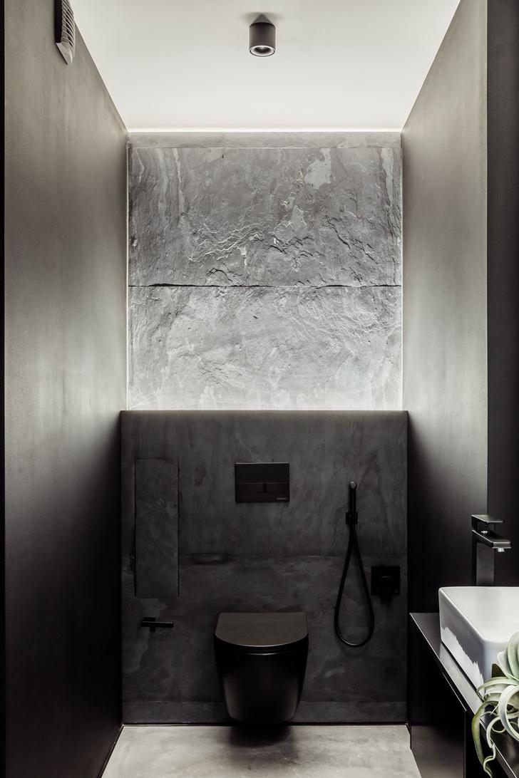 Фото №11 - Квартира с эффектной ванной в Краснодаре 89 м²