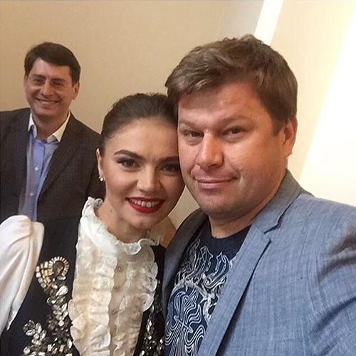 Алина Кабаева похудела