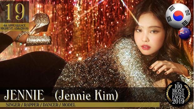 Фото №82 - Международный рейтинг: 100 самых красивых женских лиц 2019 года