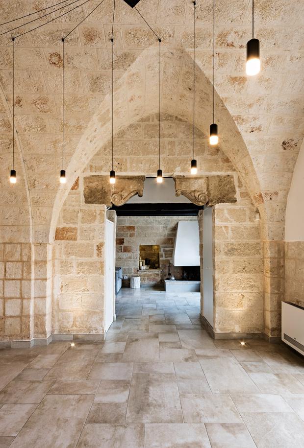 Фото №14 - Отель Masseria Torrepietra в Апулии по проекту M+T Architetti