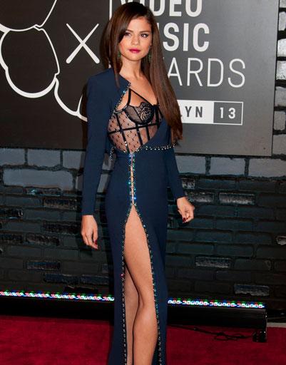 Селена Гомес (Selena Gomez) на MTV VMA 2013
