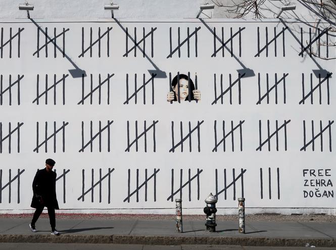 Фото №21 - Кто такой Бэнкси: художник, «качественный вандал» и провокатор