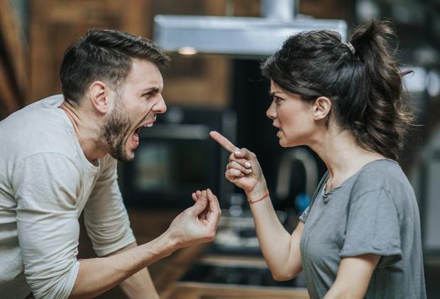 Как перестать кричать на близких