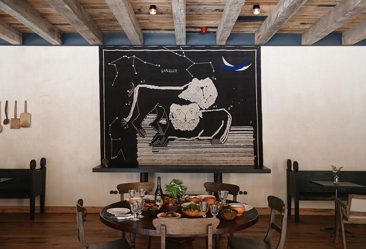 Фото №12 - Апарт-отель в Бакуриани по проекту студии Rooms