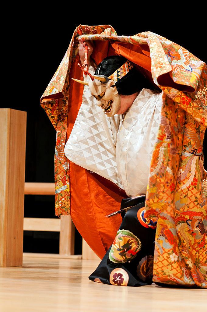 Фото №6 - Таинственный театр Но. Часть 1: философия и эстетика, сюжет, композиция, актеры и маски