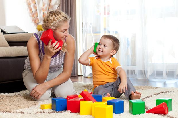 Фото №1 - Во что поиграть с ребенком дома