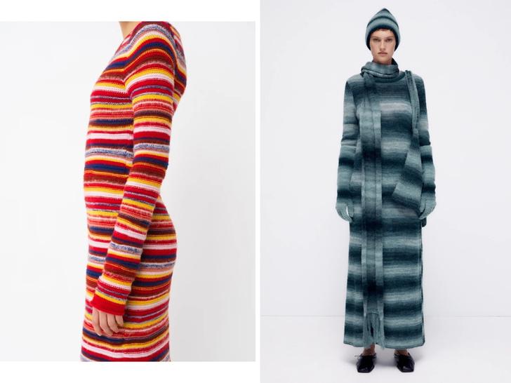 Фото №5 - Не просто трикотажное платье. 5 микротрендов сезона, которые стоит попробовать