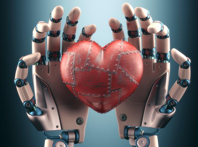 Фото №3 - Как выглядит любовь будущего