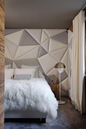 Фото №15 - Дизайнерское шале со стеклянной лестницей в Межеве
