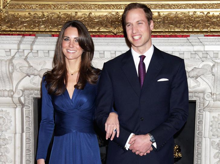 Фото №1 - Самые роскошные подарки Кейт Миддлтон от принца Уильяма