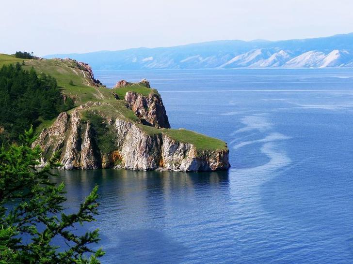 Фото №2 - Хроники сибирской Атлантиды: как часть суши на берегу Байкала ушла под воду